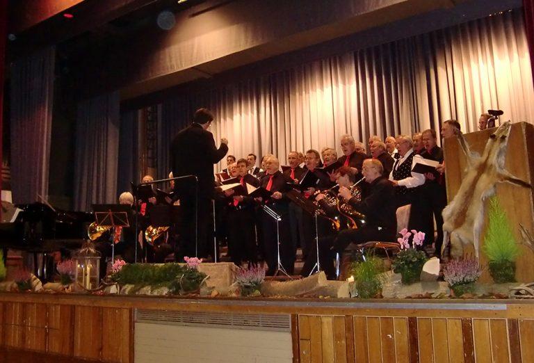 mit dem Freiburger Horn Quartett